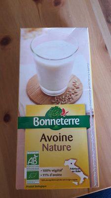 Lait Avoine Nature - Produit