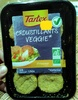 Croustillants veggie au fromage - Produit