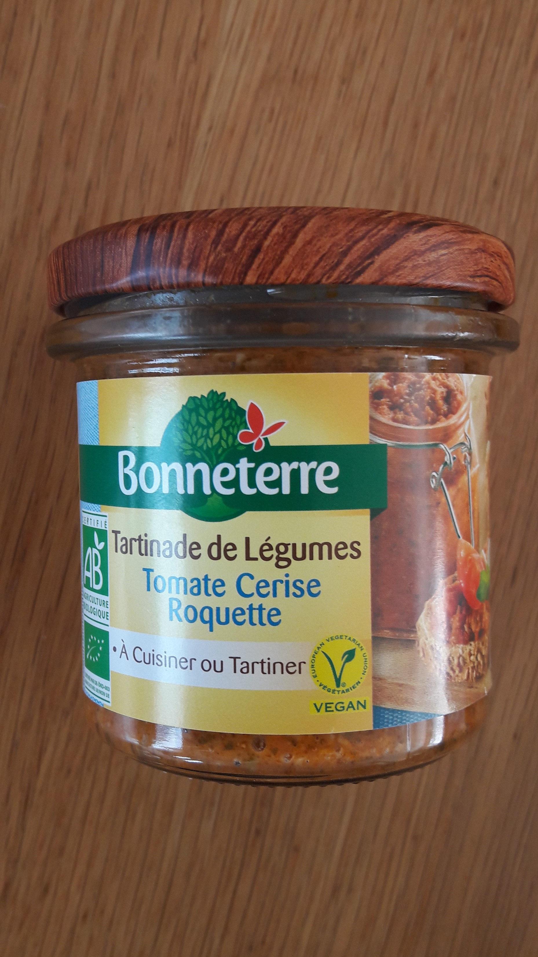 Tartinade De Légumes Tomate Cerise Roquette - Produit