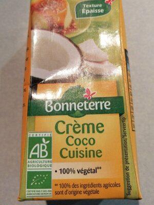 Crème de coco cuisine - Prodotto - fr