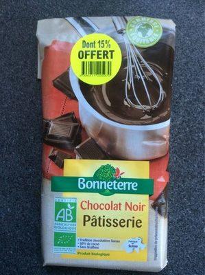 Chocolat Noir Patisserie - Product
