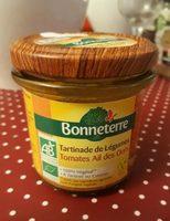 Tartinade de légumes tomates ail des ours - Product
