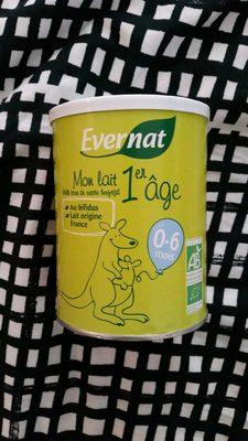 Mon lait 1er âge - Product - fr