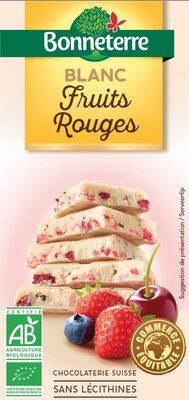 Blanc Fruits Rouges - 产品
