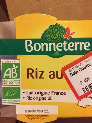 Riz au Lait - Produit - fr
