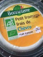 PETIT FROMAGE FRAIS CHEVRE - Produit - fr