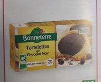Tartelettes au chocolat noir - Produit - fr