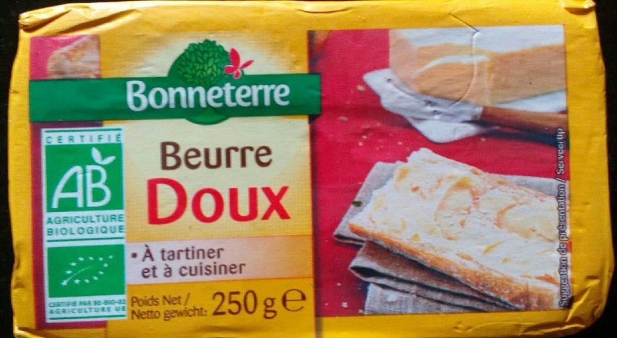 Beurre doux - Product