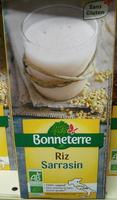 Lait riz sarrasin - Produit