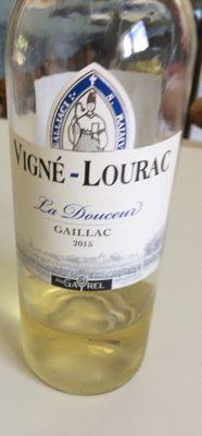 Bouteille De Vin Aoc Gaillac Blanc Doux 75 CL Douceur - Product