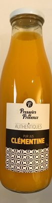 Pur jus clementine - Product