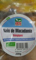 Noix de macadamia - Ingredients - fr
