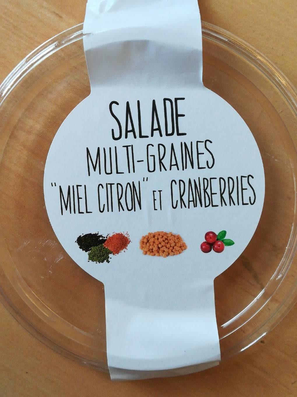 Salade multi-graines - Product