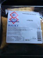 Samoussa au poulet - Product - fr