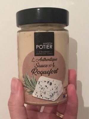 Sauce Roquefort - Product