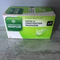 Mediflor tisane - Product - en
