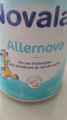 Novalac Allernova Lait - Product - fr