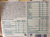 Nestle Clinutren HC / HP Vanille - 4 Bouteilles D? - Ingredients - fr