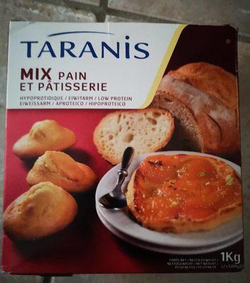 Mix pain et pâtisserie - Produit - fr