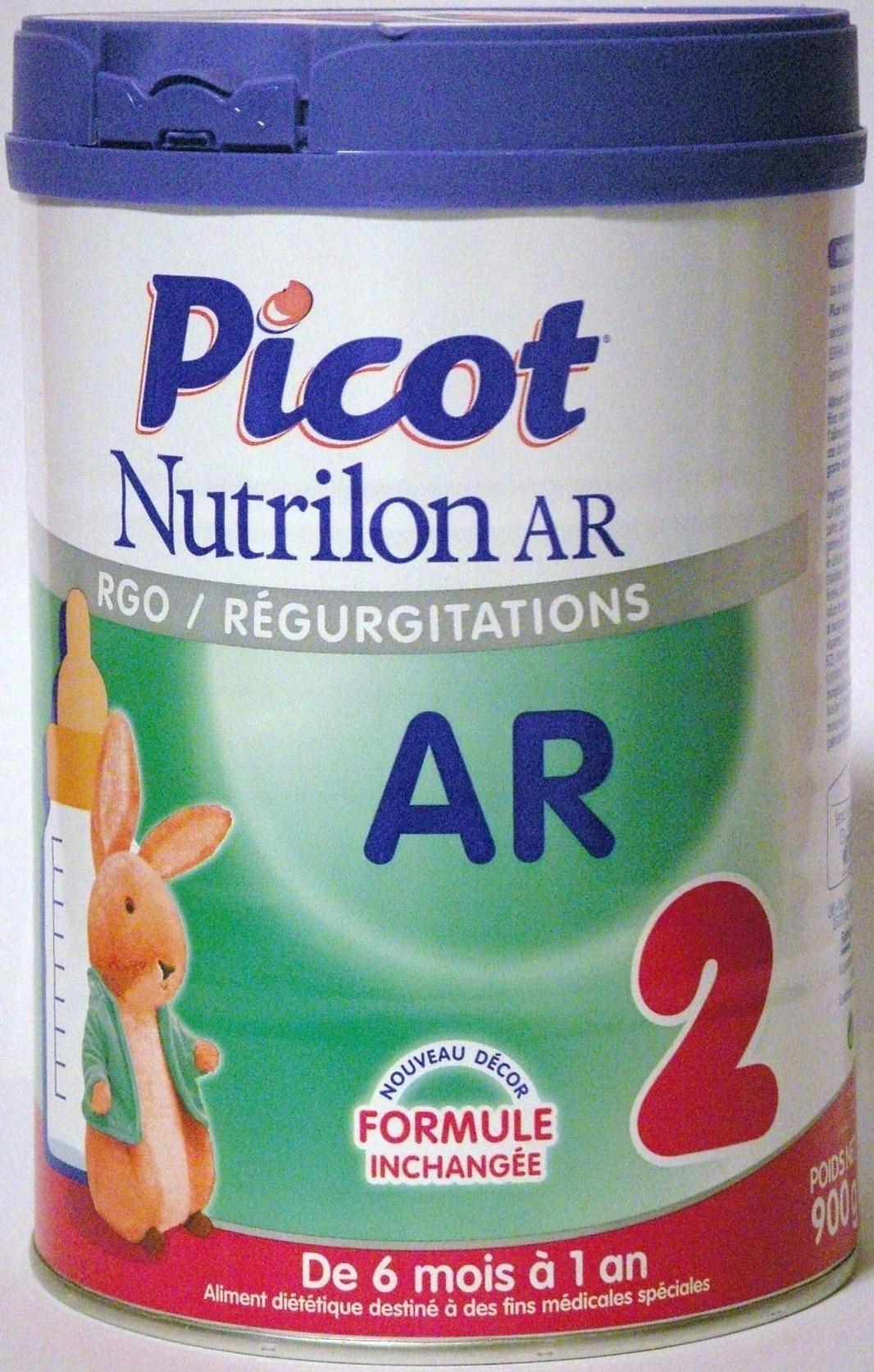Nutrilon Picot AR - Product - fr