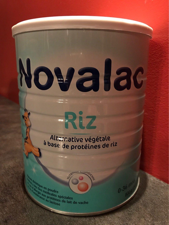 Novalac Riz 0-36MOIS Lait - Product - fr