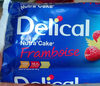 Delical Nutra'cake Biscuit Framboise 3 - Product