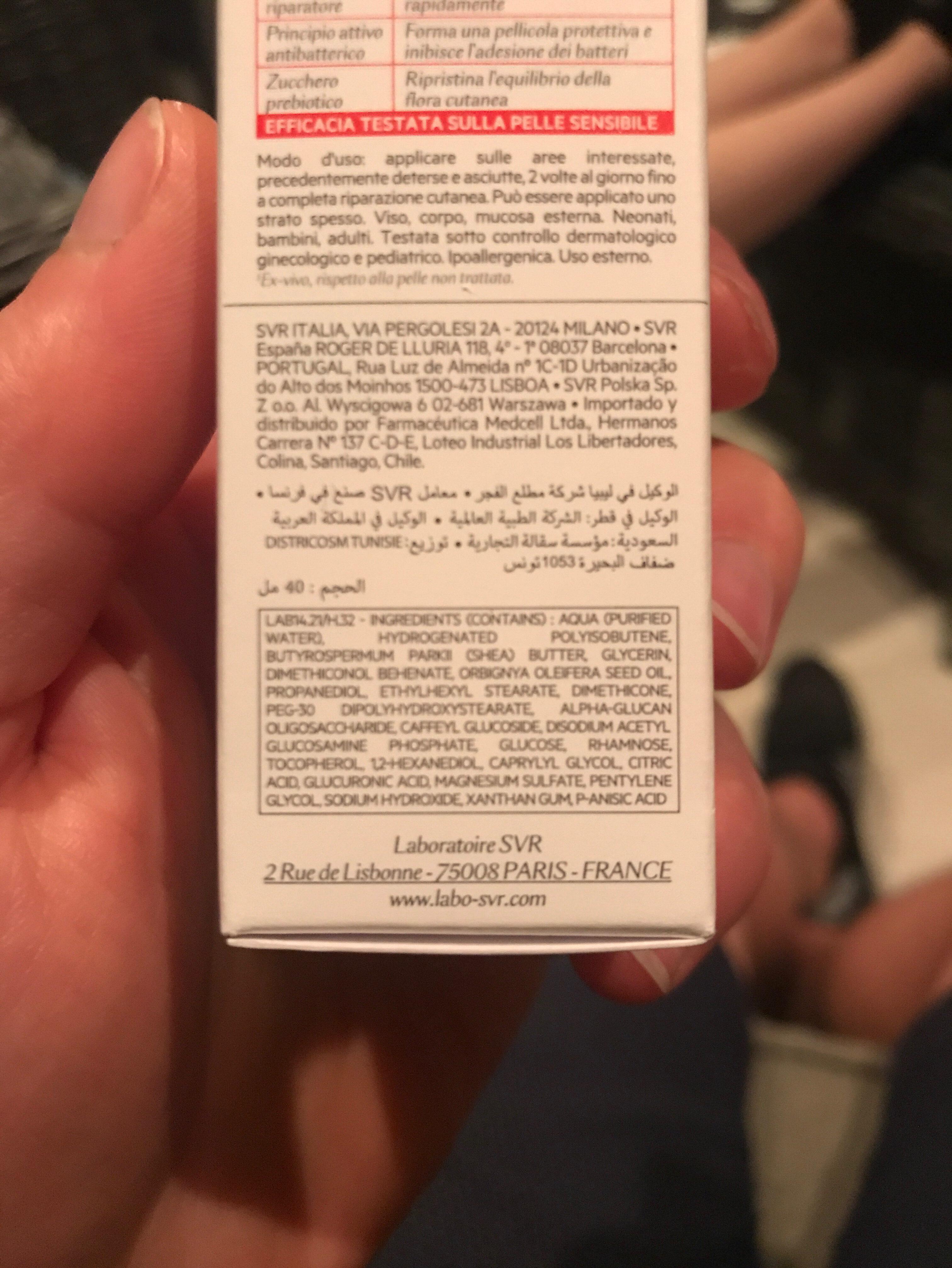 Cicavit + - Ingredients