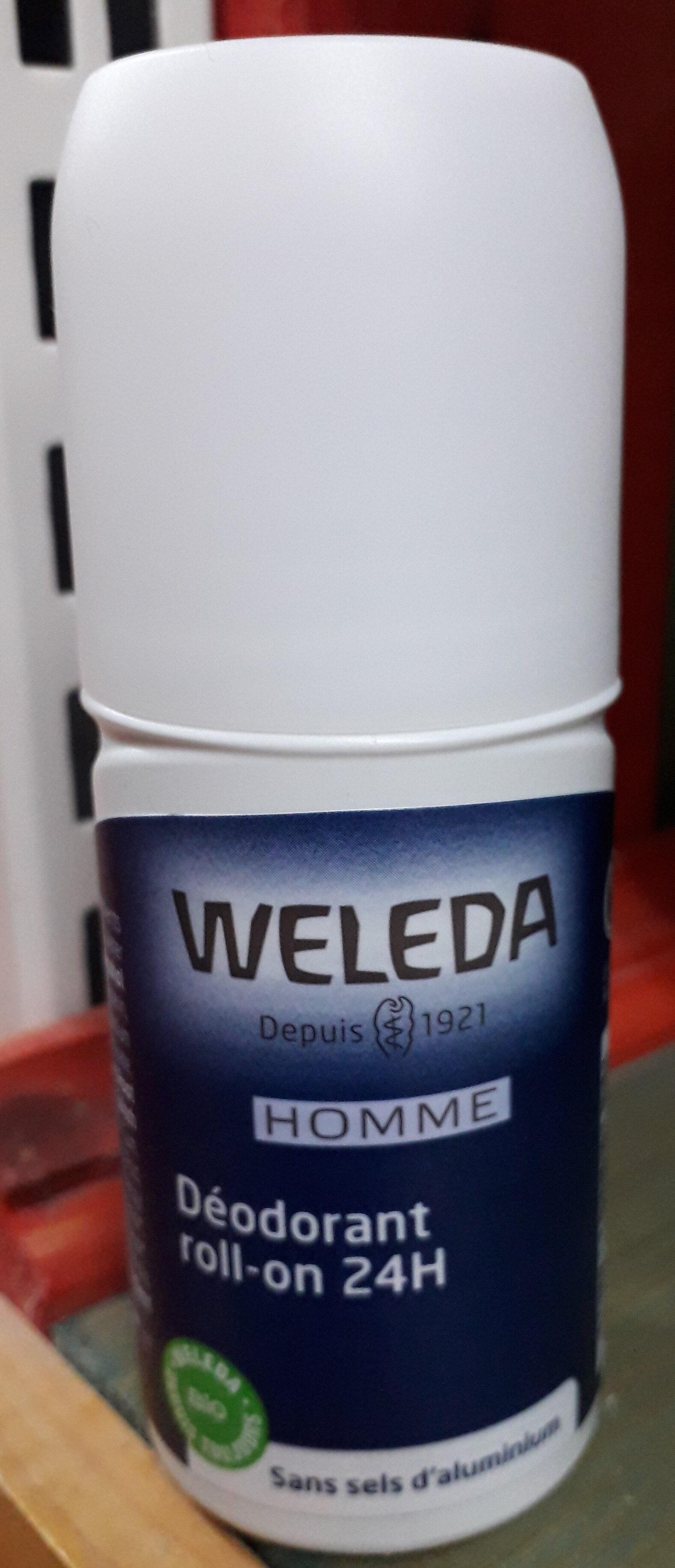 Déodorant roll-on 24H HOMME - Produit - fr