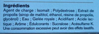 Mediflor Pastilles Adoucissantes Pour La Gorge Coeur Liquide Propolis & Gelée Royale - 6