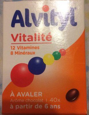 Alvityl Vitalité - Produit