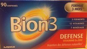 Complément alimentaire Bion3 - Produit - fr
