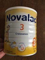 Novalac 3 Croissance - Produit - fr