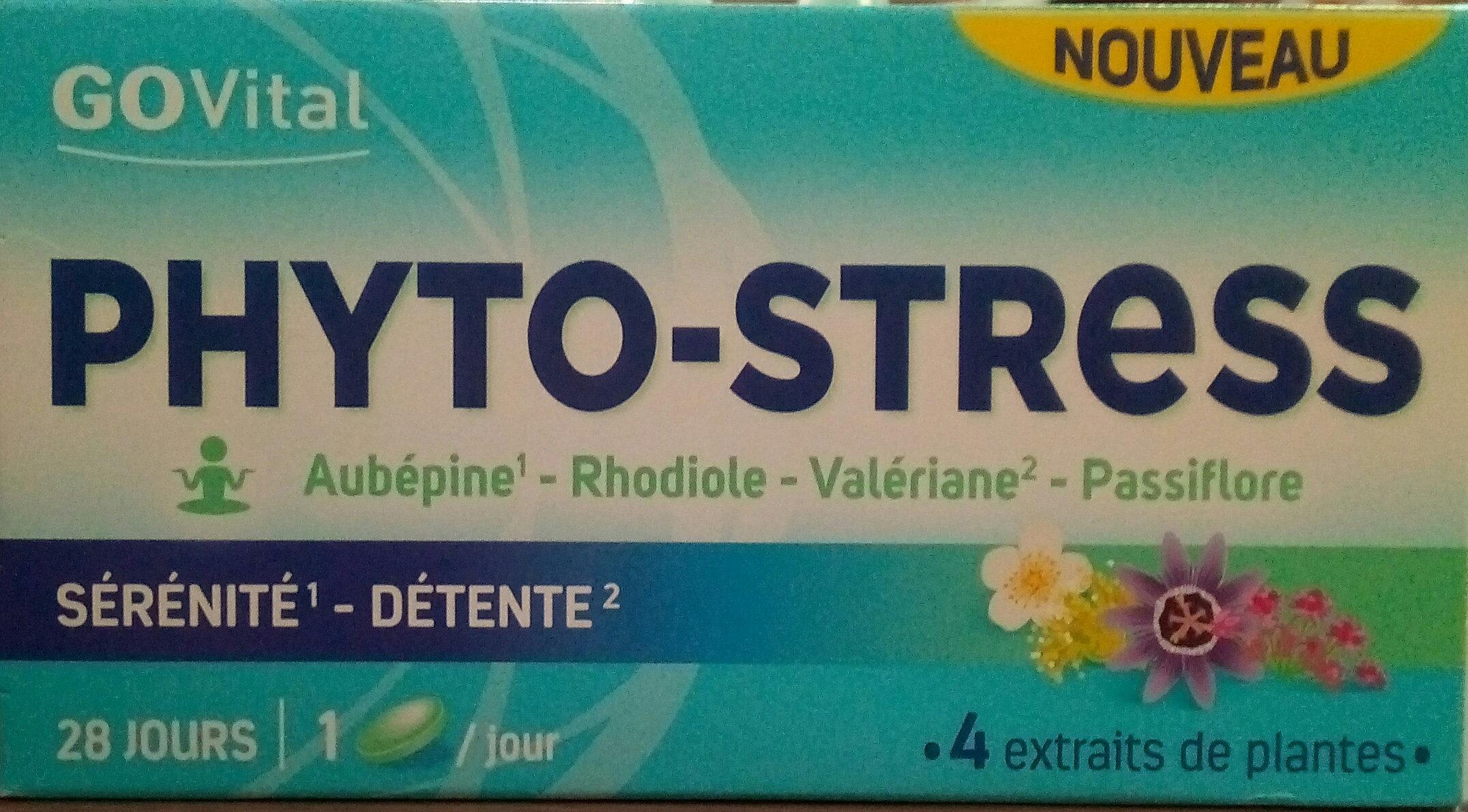 Govital Phyto-stress - Produit - fr