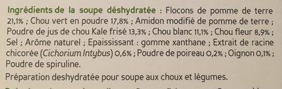 Biocyte Beauty Food Soupe Aux Choux Minceur 12 Doses