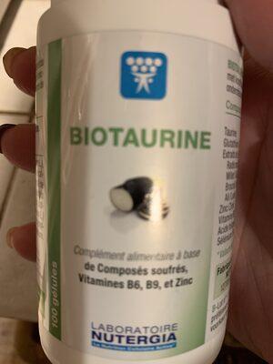 Bio taurine - Produit - fr