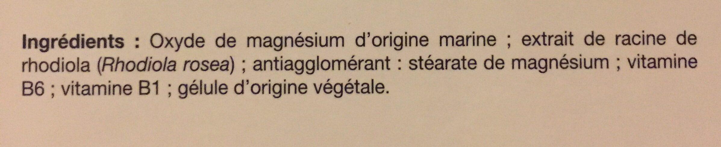 Magnésium Marin Stress - 30 Gélules - Biotechnie - Produit - fr