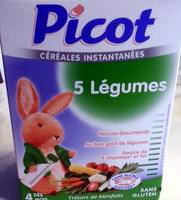 5 Légumes - Prodotto - fr
