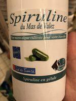 SPIRULINE - Product - fr