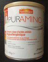 Nutramigen Puramino - Product