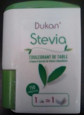 Stevia - Produit