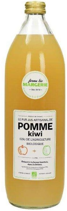 Jus Pomme Kiwi - Produit - fr