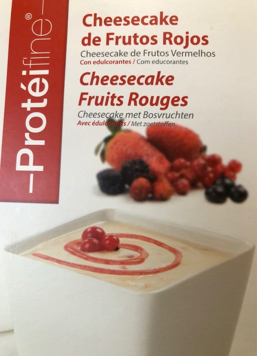 Cheesecake Fruits Rouges - Product