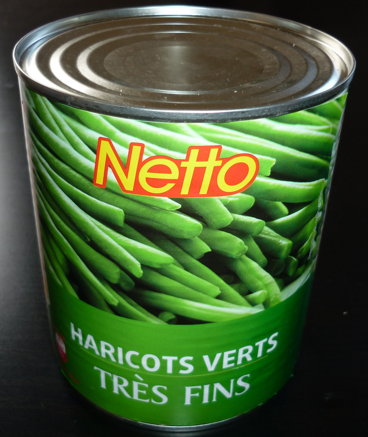 Haricots verts très fins - Product