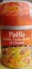 Paëlla (Volaille, Fruits de mer et Chorizo) - Produit