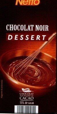 Chocolat noir dessert 200g - Produit - fr