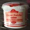 Crème fraîche épaisse 30% de matière grasse - Product