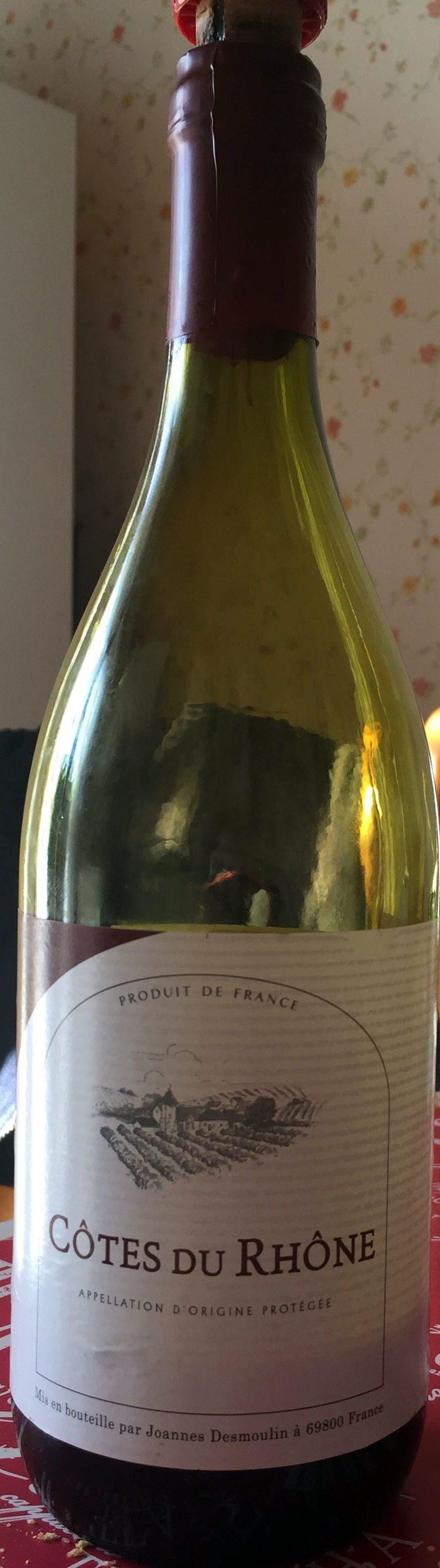 Côtes du Rhône - Product - fr