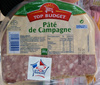 Pâté de Campagne - Produit