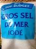 Gros sel de Mer iodé - Product