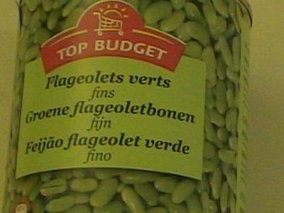 Flageolets verts fins - Product - fr